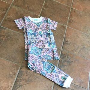 Bedhead Pajamas girls pajamas size 6/7